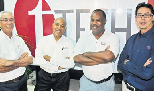 tTech Opens New Office Downtown