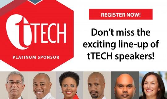 tTech Limited, platinum sponsor of Jamaica Computer Society Biztech Forum 2017!