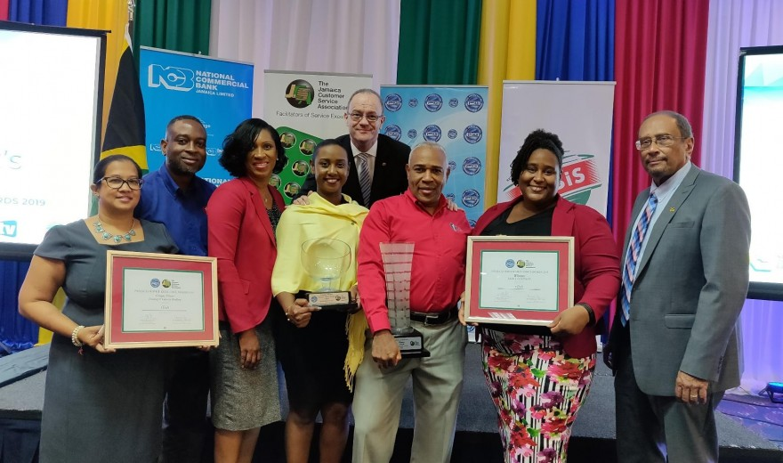 tTech Ltd. big winner at PSOJ/ JaCSA Awards