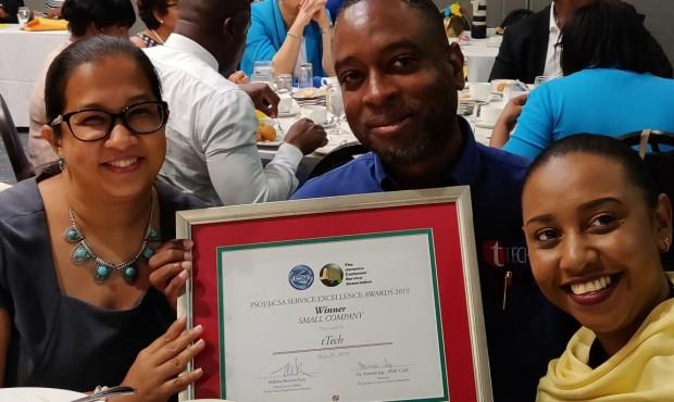 Service Excellence Award