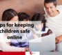 Tips for keeping children safe online