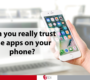 7 security tips to keep people and apps from stealing your data